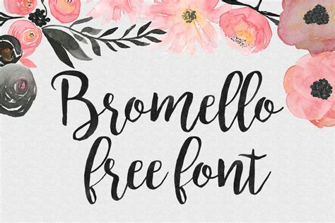 dafont bromello dlolleys help bromello free font