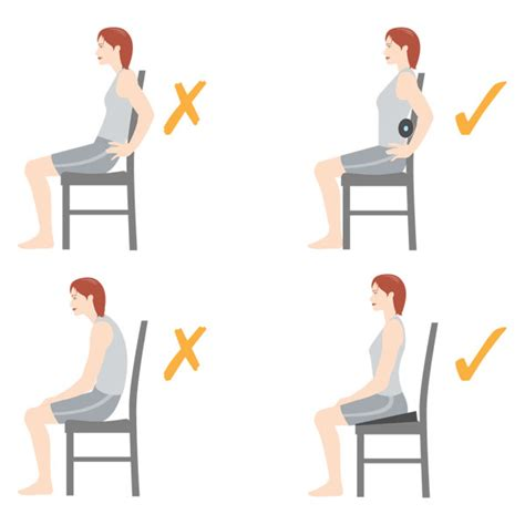Proper Chair Posture by Posture Partner Cpmc Physical Therapy Sports And Wellness