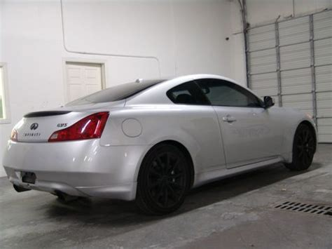 purchase used 2009 infiniti g37s g37 sport coupe 3 7l 6mt 6 speed manual clean title 1 owner