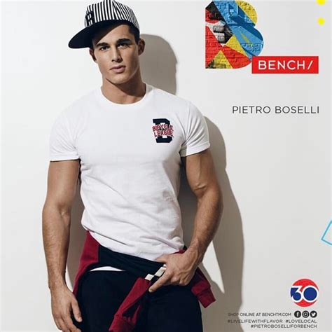 bench body men pietro boselli by wong sim for bench body male models of