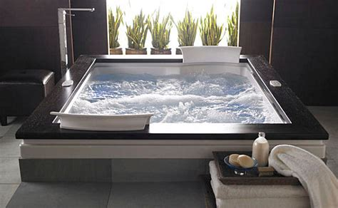 Big Jetted Bathtub Stunning Bathtubs For Two