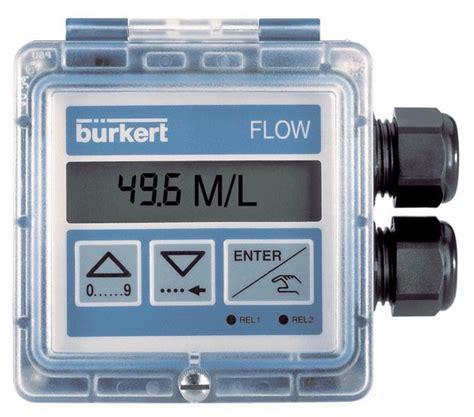 Display Burkert Flow Transmitter Type 8035 burkert flow transmitter module 4 20 ma and pulse output from davis instruments