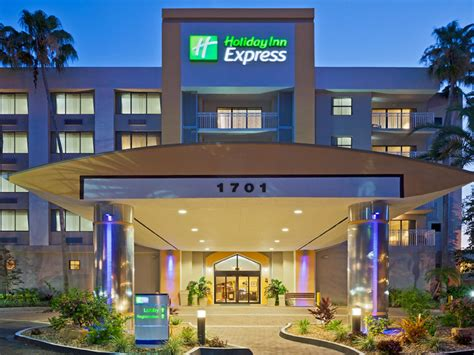 holidays inn express inn express suites ft lauderdale plantation