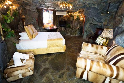 caveman room 4 unconventional hotels and their unique rooms