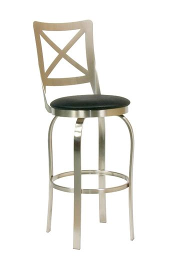 chateau bar stool trica s chateau swivel bar stool 26 quot or 30 quot