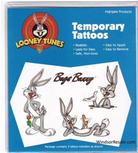 tattoo prices windsor ontario windsor resale looney tunes temporary tattoos