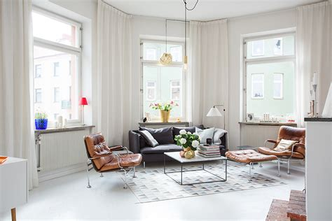 sunny bedrooms sunny swedish apartment