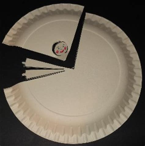 Crafts Out Of Paper Plates - paper plate craft for