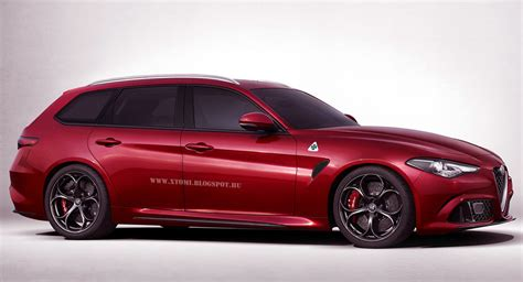 Alfa Romeo Wagon alfa romeo giulia station wagon allegedly coming in 2017