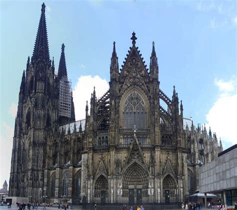 catedrales cathedrals las catedral de colonia en alemania una de las catedrales mas altas del mundo arquitectura gotica