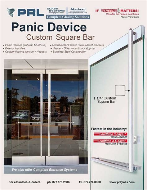panic bars for glass doors 17 best images about panic door devices on