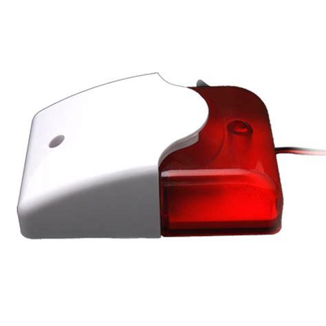 12 volt security light mini 12 volt security alarm siren red light replacement ts