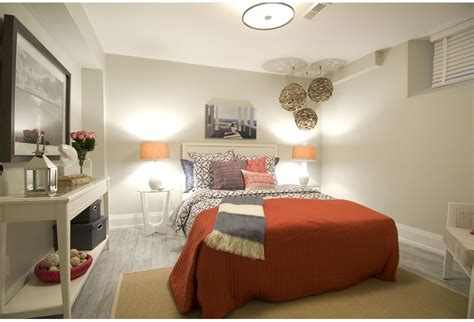 pictures of basement bedrooms a gorgeous basement bedroom photos hgtv canada