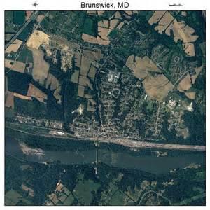 map of brunswick aerial photography map of brunswick md maryland