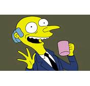 The Simpsons Mr Burns  Wallpaper High Definition Quality