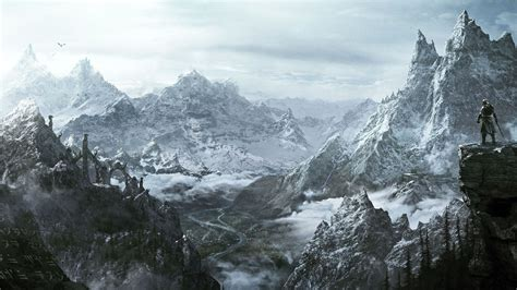 skyrim landscape the elder scrolls v skyrim reviews