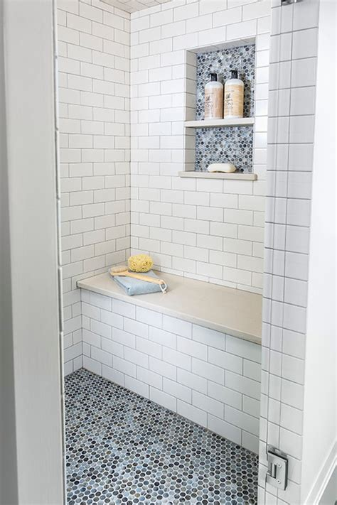 bathroom niche design tiled shower niche transitional bathroom twin companies