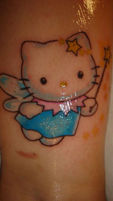 hello kitty tattoos gallery hello
