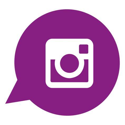 imagenes png instagram icono de burbuja de instagram descargar png svg transparente