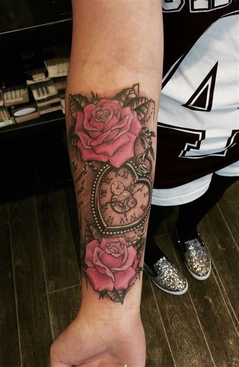female rose sleeve tattoo 130 fabulous half sleeve ideas design meanings 2018