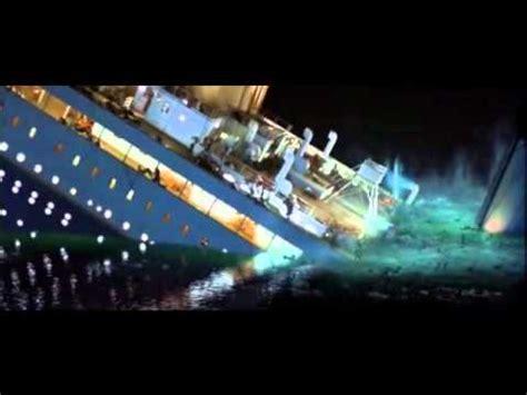 titanic film youtube sinking titanic sinking ita youtube