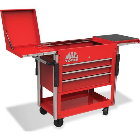 heavy duty utility cart with drawers mactools uk 3 drawer heavy duty utility cart