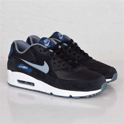 Nike Airmax90 Size 39 45 az2928 brands nike air max 90 essential black dove grey blue blue graphite color