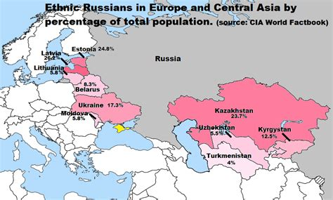 russia ethnic map the annexation of crimea and its implications sperg lord