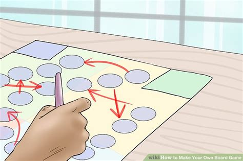 design a zelf game how to make your own board game with pictures wikihow