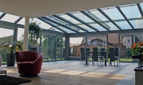 verande chiuse a vetri gallery of nel caso di ville si possono creare verande
