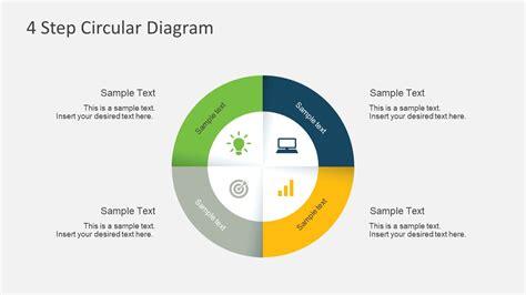 7196 01 4 step arrow diagram 1 slidemodel free powerpoint templates slidemodel