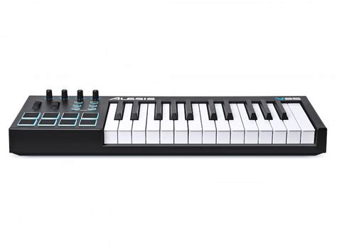 alesis vi61 keyboard and beatbox performance alesis release new v and vi series software