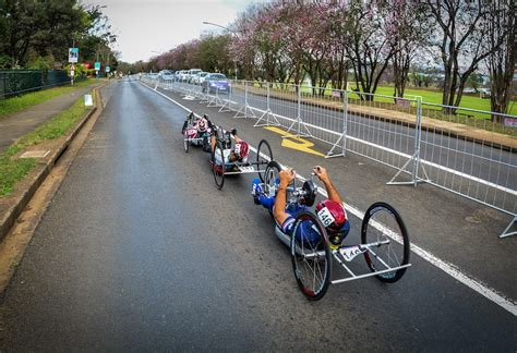 Cycling Pmb road closure announcement for uci para cycling road world