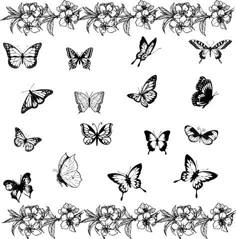 small butterfly tattoo designs best 25 small butterfly ideas on
