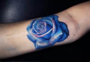 de tatuajes de rosas tatuajes de rosas azules s 237 mbolos de lo imposible batanga
