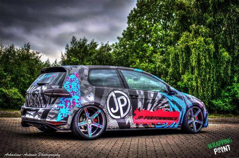 Motorrad Folieren In Dortmund by Jp Performance Gti Wrap Wrapfolio Car Wrapping