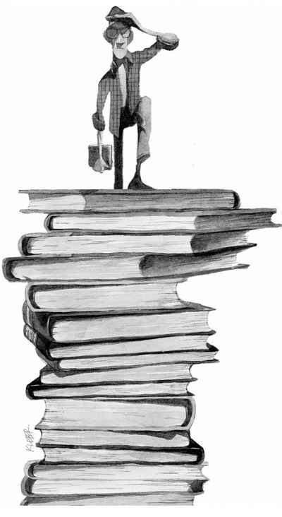 O impacto positivo da leitura na vida dos leitores assíduos
