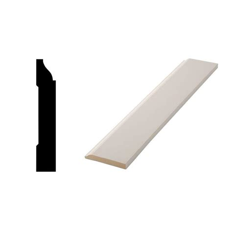 woodgrain millwork lwm 623 15 32 in x 3 1 4 in primed