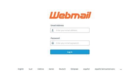 access webmail created  cpanel inspiren blog