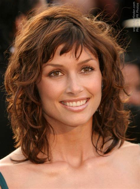 haircuts shoulder length or shorter for women over 50 medium length curly hairstyles for womens medium length