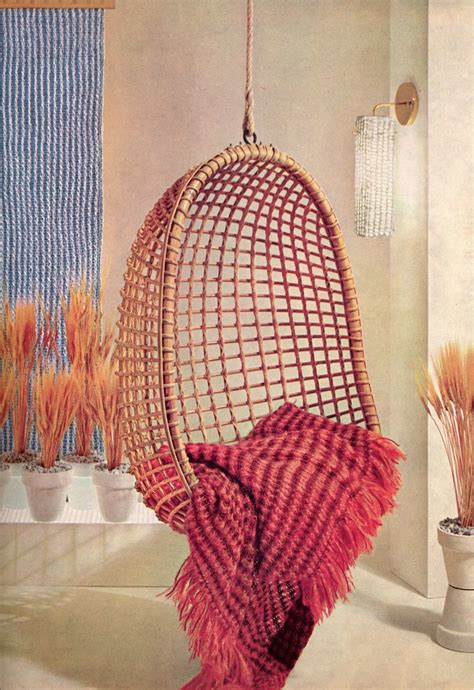 Knitting Home Decor Vintage Knits 1960s Home Decor The Chawed Rosin