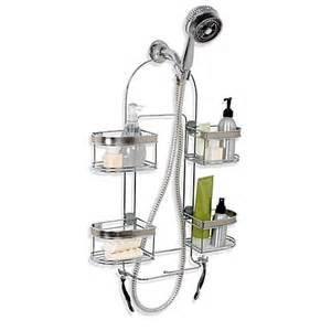 buy expandable shower caddy from bed bath beyond