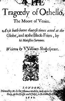 themes in othello the moor of venice working with english othello the moor of venice