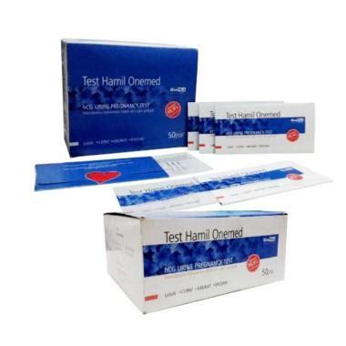 Alat Tes Kesehatan Quantum jual rekomendasi seller onemed tes kehamilan alat monitor kesehatan 1 box 50 pcs