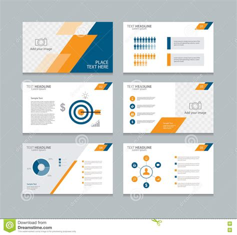 presentation layout graphic design abstract page layout design template for presentation