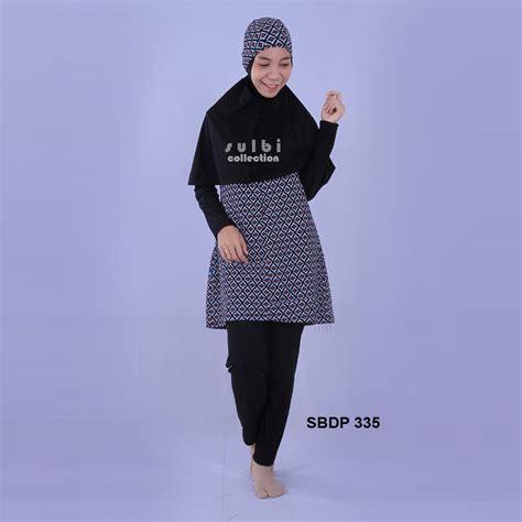 baju renang muslimah dewasa sbdp 335 distributor dan toko jual baju renang celana alat selam