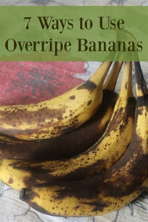 7 Ways To Cope When You Cant Get Along With Someone by 7 Ways To Use Overripe Bananas Frugal Finds During Naptime