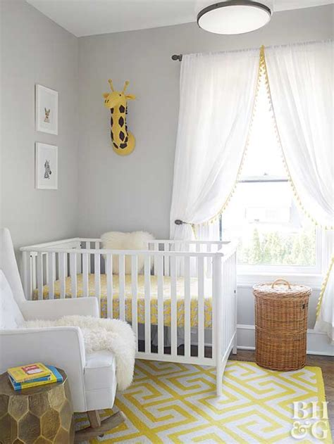Kinderzimmer Ideen Baby by Baby Nursery Ideas