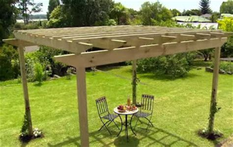 how to make your own pergola how to build your own pergola 4 diy ideas and tutorials