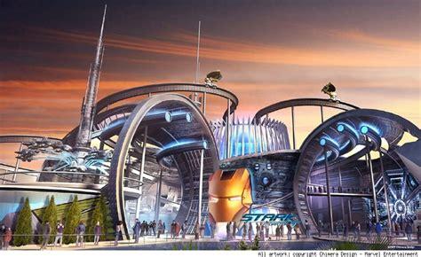 theme park hero amazing concept art for marvel s dubai superhero theme
